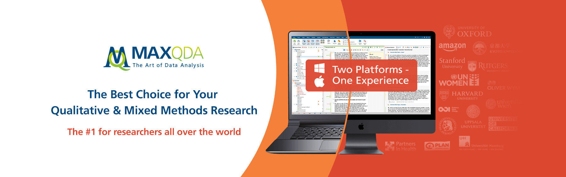 maxqda適用於雙平台