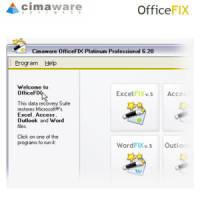 OfficeFIX Microsoft Office修復工具