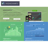 HighCharts JavaScript 6.0.3 資料視覺化控件