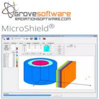 Microshield 輻射劑量評估軟體