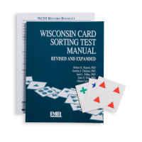PAR WCST 威斯康辛卡片分類測驗