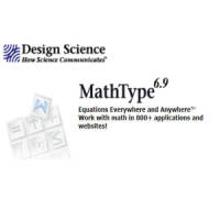 Mathtype for Windows 數學方程式編輯工具