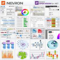 Nevron Open Vision for .NET 圖表控件軟體