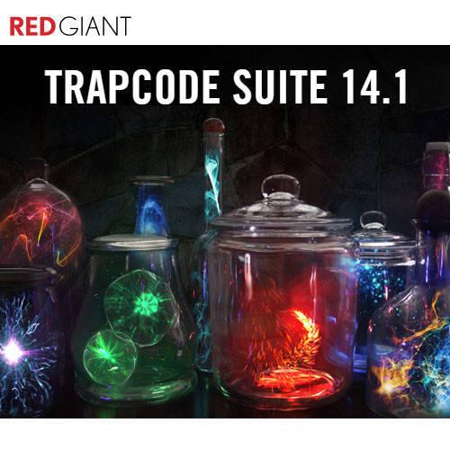 Trapcode Suite 14 3D動畫外掛軟體