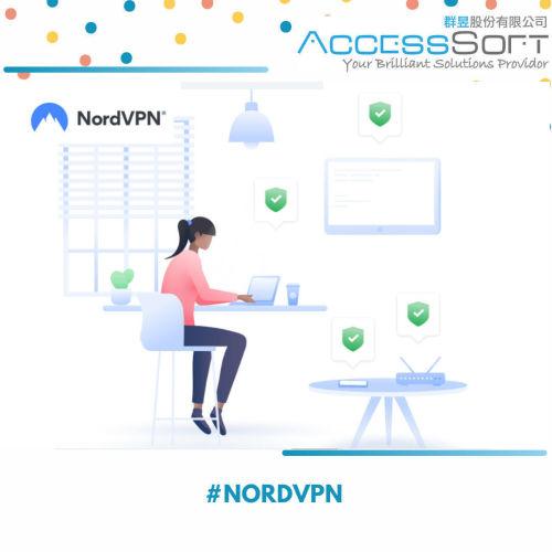 NordVPN VPN服務商(翻牆軟體)