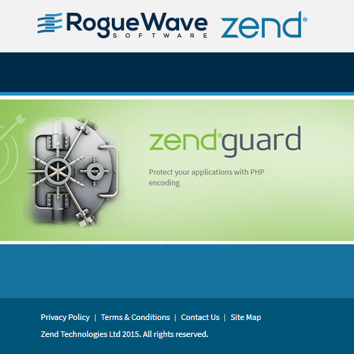 Zend Guard 7.0 Zend Guard Annual Subscription 1年授權