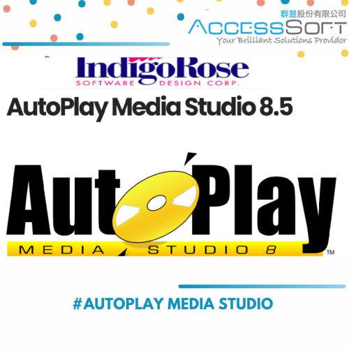 AutoPlay Media Studio 8.5 光碟選單及自動播放軟體