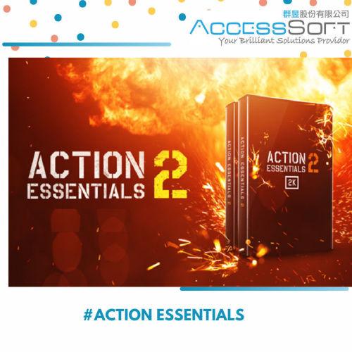 VIDEO COPILOT Action Essentials 2 動作影視精華特效素材