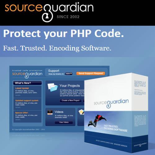 SourceGuardian PHP開發工具