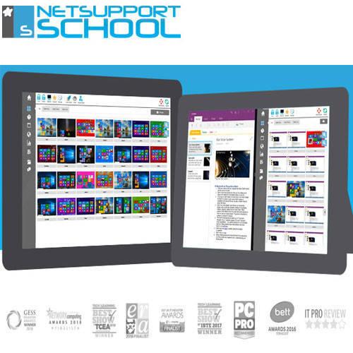 NetSupport School 教室教學管理軟體
