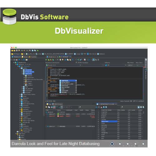 DbVisualizer Pro 資料庫管理工具