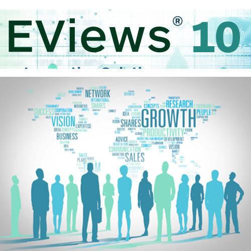 EViews 10 計量經濟分析