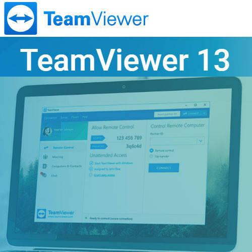 TeamViewer 15 遠端連線控制軟體