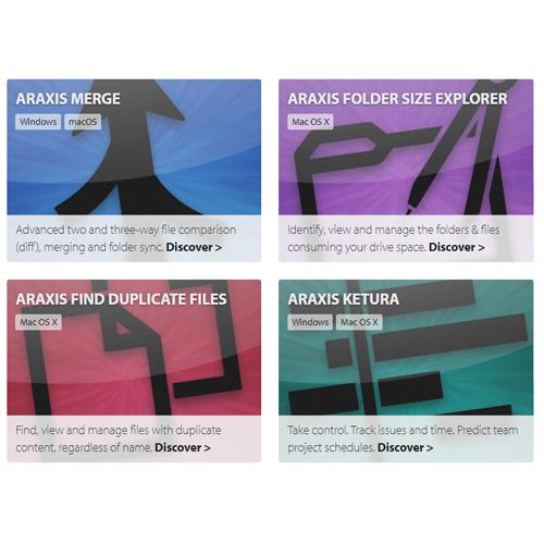 Araxis Merge for Windows 檔案比較合併工具