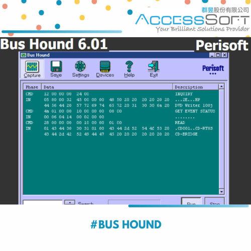 Bus Hound 6.01 USB監控工具