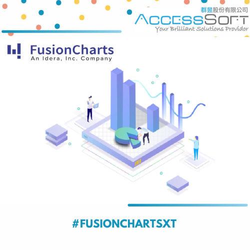 FusionCharts 動態圖表製作軟體