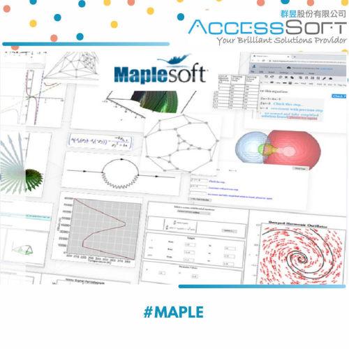 Maple 2021  數值分析與運算軟體