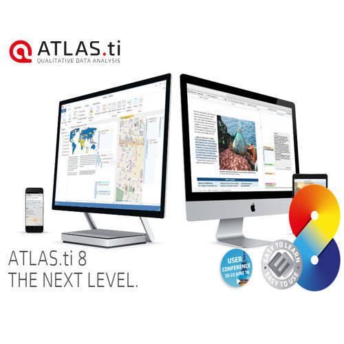ATLAS.ti 8 質性分析軟體