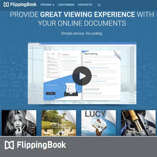 FlippingBook Publisher 電子書製作工具