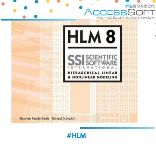 HLM 8 for Windows 多層次模式分析軟體