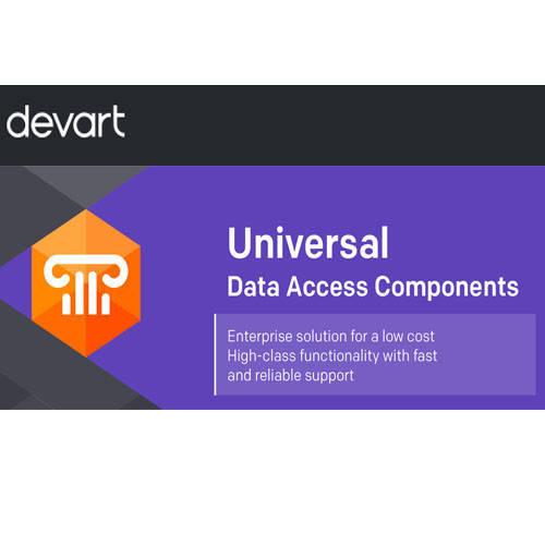 Universal Data Access Components 資料庫開發工具