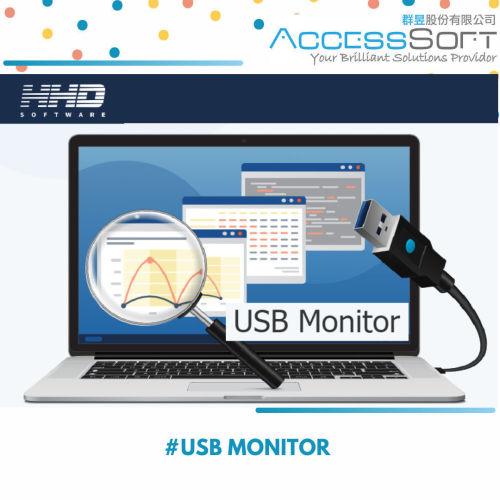 USB Monitor USB監控軟體