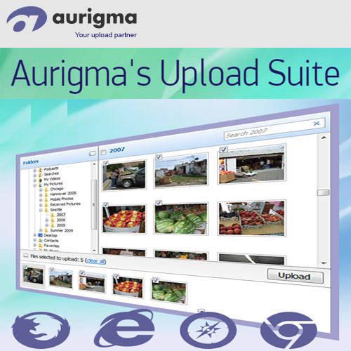 Aurigma Upload Suite 8.5