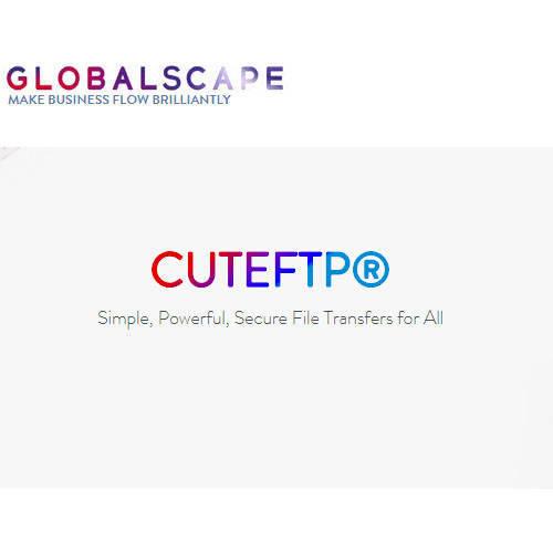 CuteFTP 9.0 FTP 檔案傳輸工具