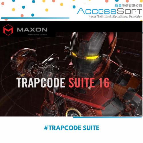 Trapcode Suite 16 3D動畫外掛軟體