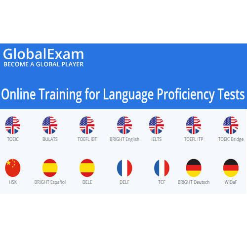 GlobalExam線上語言檢定測驗專家