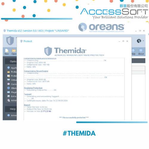 Themida 軟體保護系統