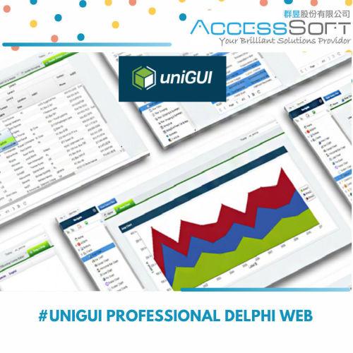 uniGUI Professional Delphi Web 開發框架