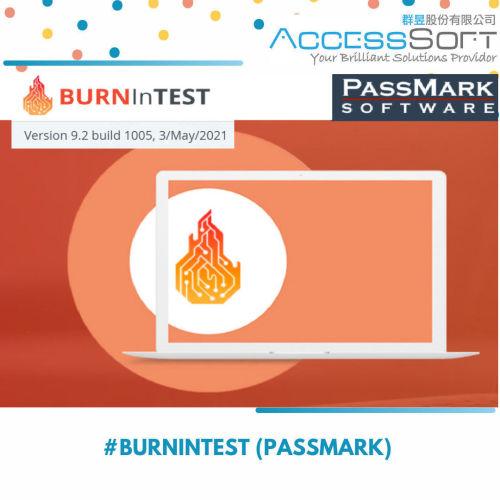 PassMark BurnInTest 電腦系統測試軟體