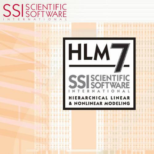 HLM 7 for Windows 多層次模式分析軟體