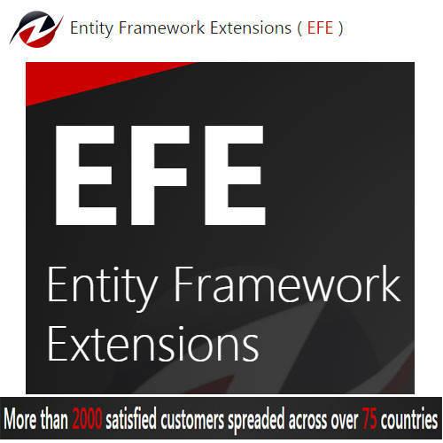 Entity Framework Extensions EF的多筆批次修改及刪除工具