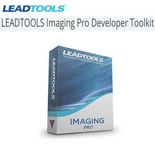 LEADTOOLS Imaging Pro 圖像編輯工具