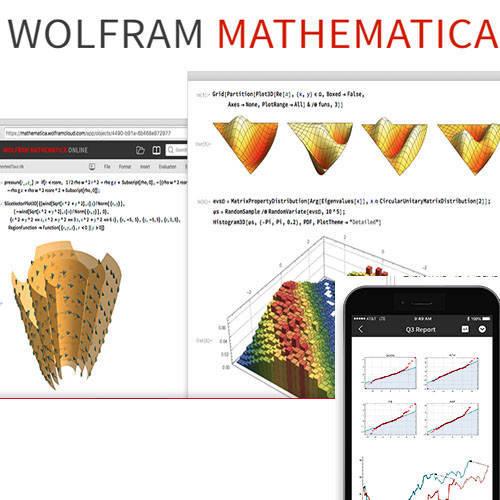 Mathematica 11 符號計算軟體