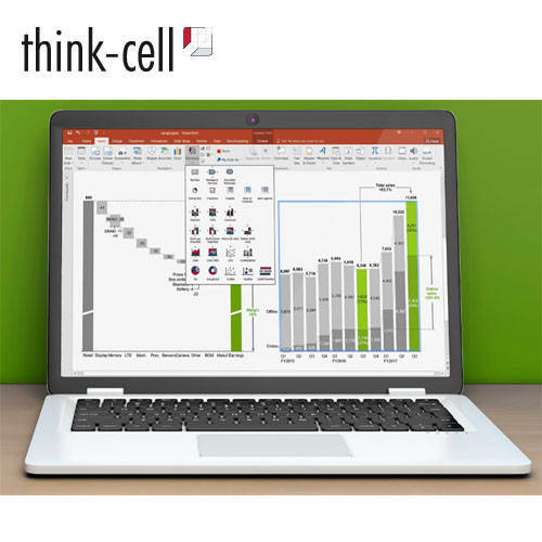 think-cell PPT圖表製作軟體